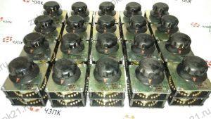 ПП36-22, переключатели
