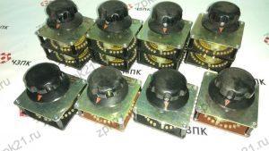 ПП36-21, ПП36-11, переключатели