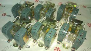 КТК-1-20, 75В, контакторы