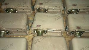 АК-11Б, регуляторы давления