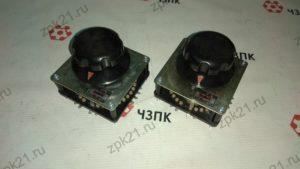 ПП36-11, переключатели